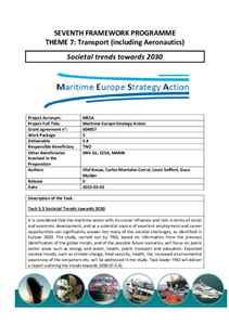 D5.4 - Social trends towards 2030